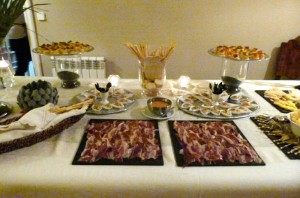 catering on line